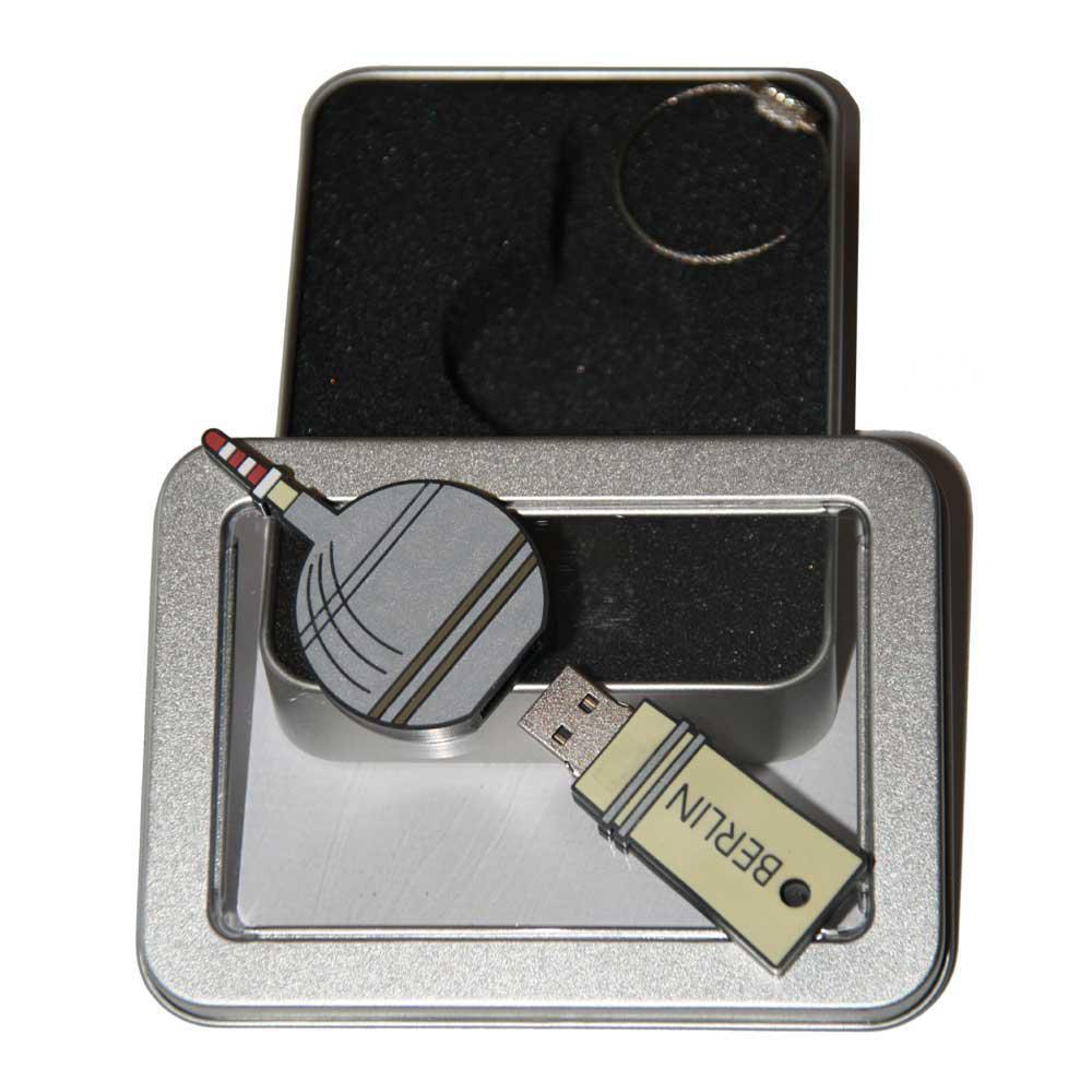 Berlin-Fernsehturm-Deutschland-Souvenir-USB-Datentraeger-Schluesselanhaenger-Bildergalerien-cultourstix-lexapix