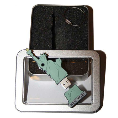 New-York-Amerika-USA-Souvenir-USB-Datentraeger-Schluesselanhaenger-Bildergalerien-cultourstix-lexapix